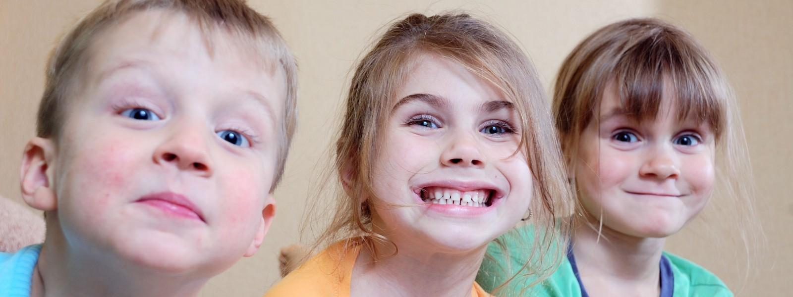 6 vuotiaan lapsen kehitys