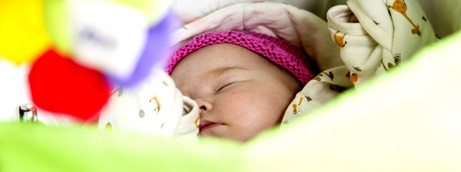 7 viikkoinen vauva kehitys
